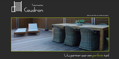 Tuincreaties Caudron