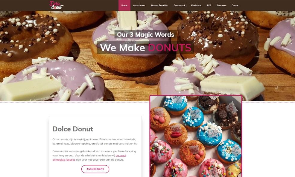 Dolce Donut